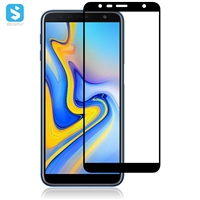 2.5D full cover screen protector for Samsung Galaxy J6 Plus