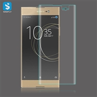 3D full cover tempered glass screen protector for Sony Xperia XA2