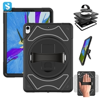kickstand case with hand strap for ipad pro 12.9 2018