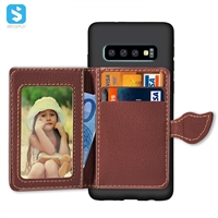 TPU leather back cover for Samsung Galaxy S10
