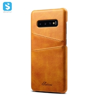 PU leather case for Samsung Galaxy S10 Plus