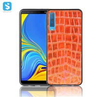 TPU PU skin case for Samsung Galaxy A7 2018
