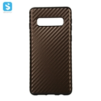 TPU carbon fiber full cover for SAMSUNG  Galaxy S10