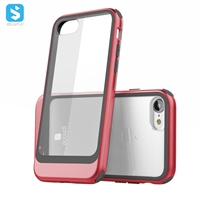 TPU PC phone case for iphone 7 8