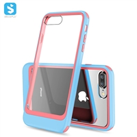 TPU PC phone case for iphone 7 8 Plus
