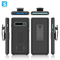 Clip combo case for SAMSUNG  Galaxy S10 Plus