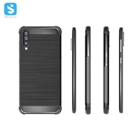 TPU shockproof case for Samsung Galaxy A50