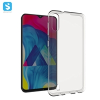 TPU smooth waterproof grain case for SAMSUNG  Galaxy M10
