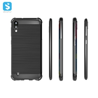 TPU shockproof case for Samsung Galaxy M10