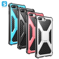 PC TPU phone case for iphone 7 8 Plus