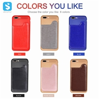 TPU PU leather case for iPhone XR