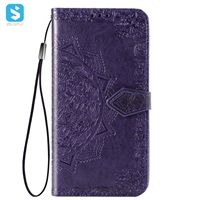 Leather case for Samsung Galaxy M10