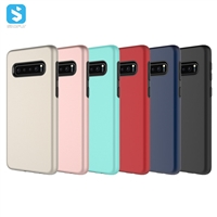 TPU PC  2 in 1 case for Samsung Galaxy S10