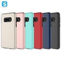TPU PC 2 in 1 full cover for samsung Galaxy S10 Lite