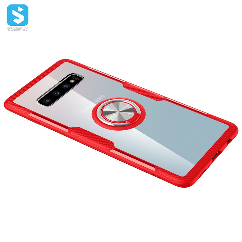 Acrylic TPU phone case for Samsung Galaxy S10 Plus
