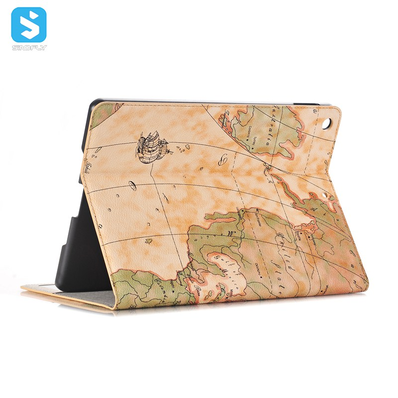 PU leather case for ipad 9.7 2017 2018