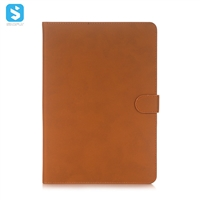 archaistic grain PU leather case for iPad Pro 10.5