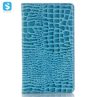 crocodile grain Pu leather case for Huawei MediaPad M3 8.4