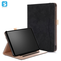 Leather case for ipad pro 11 2018
