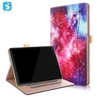 colorful PU leather case for Samsung Galaxy Tab S4 (10.5) T830 T835