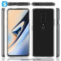Acrylic phone case for OnePlus 7 Pro