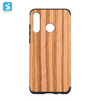wooden grain phone case for Huawei P30 Lite