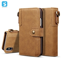 real leather TPU phone case for iphone XS