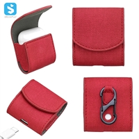 PU leather case for airpods