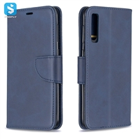 PU leahther TPU case for samsung Galaxy A50