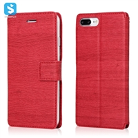 Voltage tree grain leather case for iphone 7 8 Plus