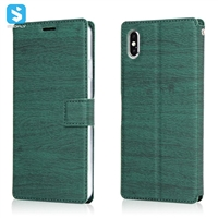 Voltage tree grain leather case for iphone XS MAX