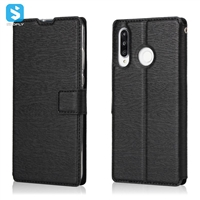 Voltage tree grain leather case for Huawei P30 lite