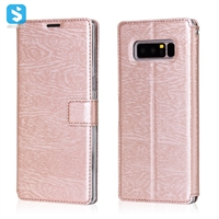 Voltage tree grain leather case for Samsung Galaxy Note 8