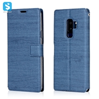 Voltage tree grain leather case for Samsung Galaxy S9 plus