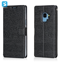 Voltage tree grain leather case for Samsung Galaxy S9
