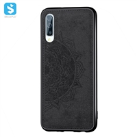 TPU PC emboss case for Samsung Galaxy A50