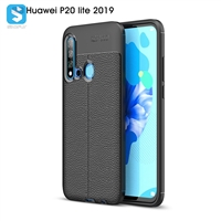 Leather texture TPU case for Huawei P20 Lite 2019/Nova 5i