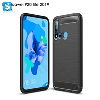 Carbon Fiber case for Huawei P20 Lite 2019/ Nova 5 i