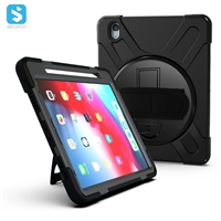 PC silicone tablet case for iPad Pro 11(2018)