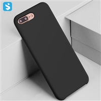 TPU rubber phone case for iPhone 7 8 Plus