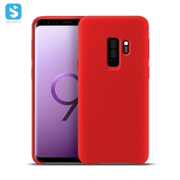 TPU rubber phone case for Samsung Galaxy S9 plus