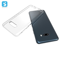 waterproof grain TPU phone case for LG G8X/ThinQ