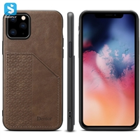 retro cow leather phone case for iPhone 11 Pro max