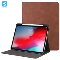 cow leather case for ipad pro 11 2018