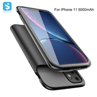 5000mAh battery case for iPhone 11
