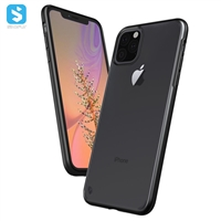 TPU PC matte clear case for iPhone 11 Pro Max (2019) 6.5