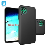 TPU Matte case for Huawei Nova 6SE