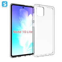 TPU waterproof Grain phone case for Samsung Galaxy Note 10 Lite