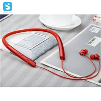 Halter wireless earphone
