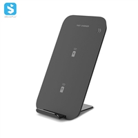 ABS Aluminum wireless charger station